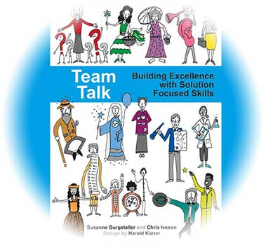 Cover from the book Team Talk